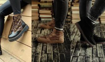 Особенности ухода за зимней обувью