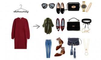 Формула правильного подбора гардероба для девушек