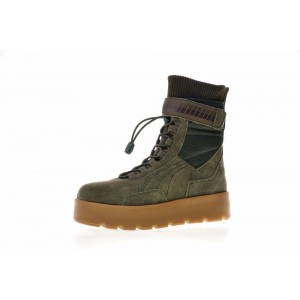 Ботинки Fenty x PUMA Scuba Boot Olive