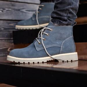 Ботинки South Killers blue