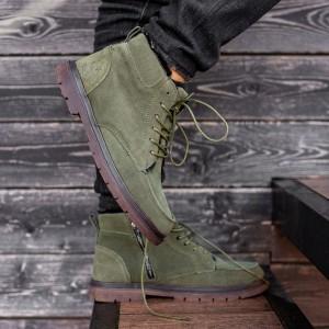 Ботинки South flip green