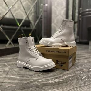 Ботинки Dr Martens 1460 Mono White (Термо)