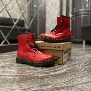 Ботинки Dr Martens 1460 Red (Термо)