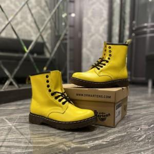 Ботинки Dr Martens 1460 Yellow (Термо)