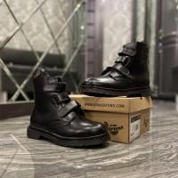 Ботинки Dr Martens Coralia Venice Mono Black