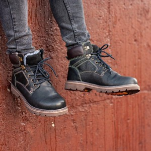 Ботинки South Craft black