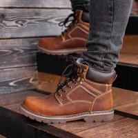 Ботинки South Graft brown