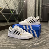 Кроссовки Adidas Drop Step White Gold