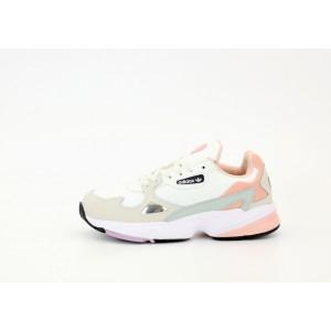 Кроссовки Adidas Falcon White Peach