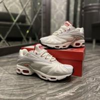 Кроссовки Nike Air Max TN Plus White Grey