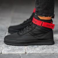 Кроссовки Anomality BLACK/RED