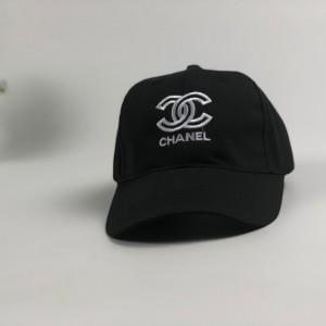 "Кепка Chanel ""черная"""