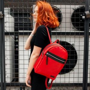 Рюкзак женский South Met Red