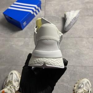 Кроссовки Adidas Nite Jogger Triple White
