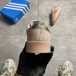 Кроссовки Adidas Samba Pink Camo Suede