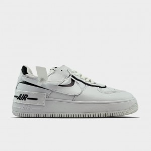 Кроссовки Nike Air Force Shadow White Black