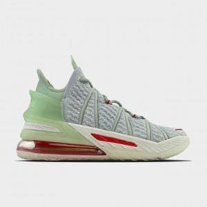 Кроссовки Nike LeBron 18 Empire Jade
