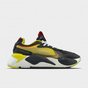 Кроссовки Puma RS-X Transformers Yellow