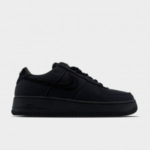 Кроссовки Nike Air Force 1 Low Stussy Black