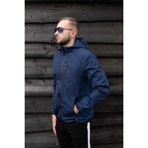 Мужская куртка SOFT, синяя