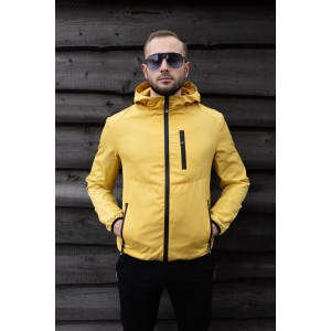 Мужская куртка SOFT, желтая
