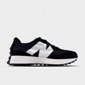 Кроссовки New Balance 327 Black White