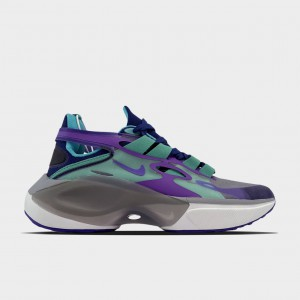 Кроссовки Nike Signal D Purple Blue