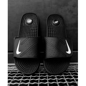 Тапки Nike Black