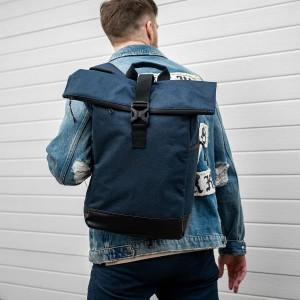 Рюкзак South ROLLTOP Classic Blue