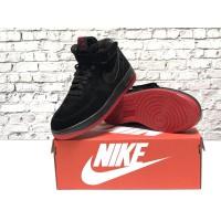 Высокие зимние кроссовки Nike Air Force two