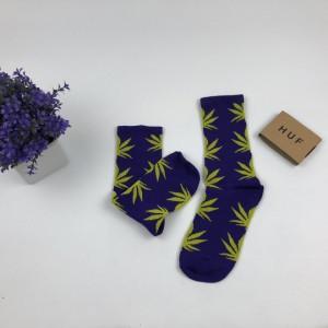 """Носки HUF """"Фиолетовый"""""""