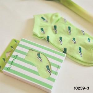 """Носки Caramella """"Зеленые"""""""