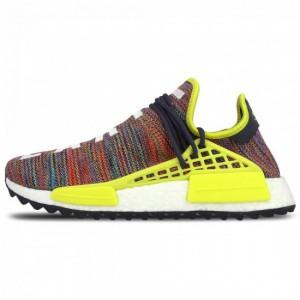 Кроссовки Adidas x Pharrell Human Race NMD Trail Multicolor