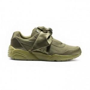 Кроссовки Puma Fenty By Rihanna Bow Sneaker Green