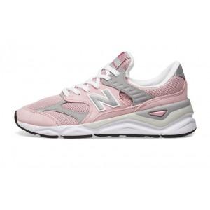 Кроссовки New Balance X-90 Pink Grey White