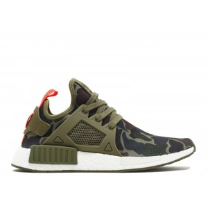 Кроссовки Adidas NMD_XR1 Olive Green Duck Camo