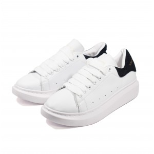 Кроссовки Alexander McQueen x Adidas White black
