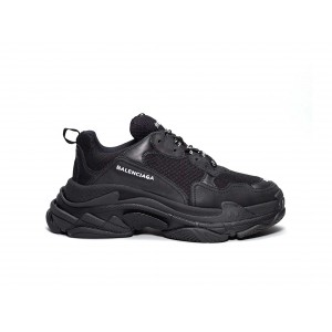 "Кроссовки Balenciaga Triple-S ""Black"""