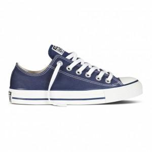Кеды темно-синие низкие Converse All Star