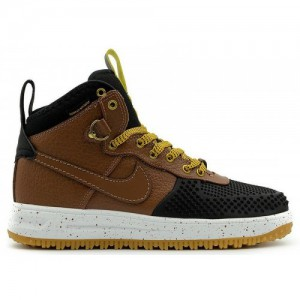 Nike Lunar Force 1 Duckboot 'Brown'