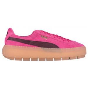 Кроссовки Puma Suede Platform Trace Pink
