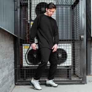 Спортивный костюм South Oversize  black