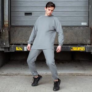 Спортивный костюм South Oversize  gray