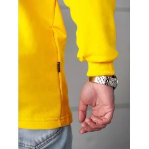 Свитшот South Oversize yellow