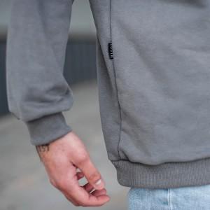 Свитшот South basik gray