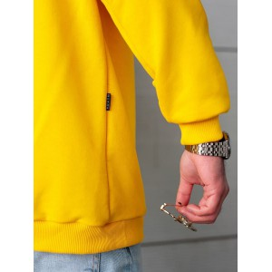 Свитшот South basik yellow