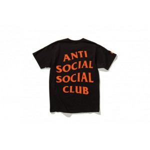 Футболка Anti Social Social Club (Undefeated -Черная)