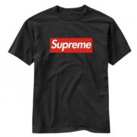 "Футболка Supreme ""Black"""