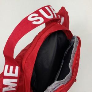 """Сумка на пояс  Supreme Trend- """"Красная"""""""